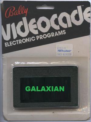 Galaxian Cover Art