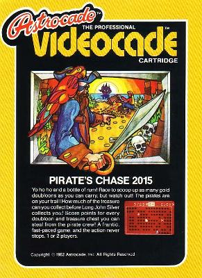 Pirate's Chase Cover Art