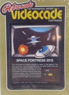 Space Fortress Cover Art