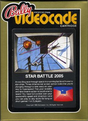 Star Battle Cover Art