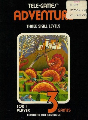 Adventure [Sears] Cover Art