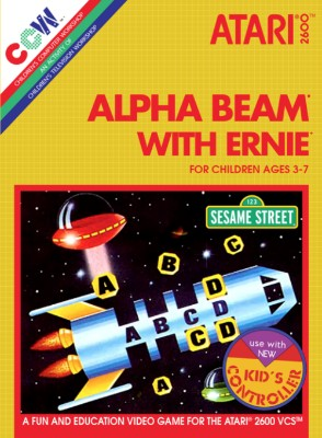 Alpha Beam with Ernie Cover Art