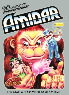 Amidar Cover Art