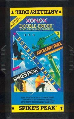 Artillery Duel / Spike's Peak Cover Art