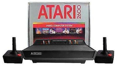 Atari 2600 System [Vader Black] Cover Art