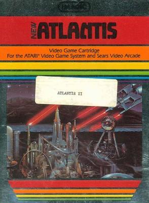 Atlantis II Cover Art