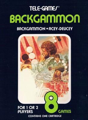Backgammon [Sears] Cover Art