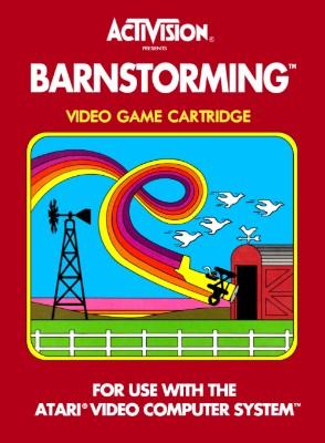 Barnstorming Cover Art