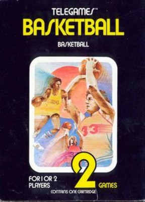 Basketball [Sears] Cover Art
