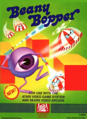 Beany Bopper Cover Art