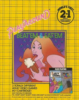 Beat 'Em & Eat 'Em / Lady in Wading Cover Art