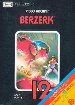 Berzerk [Sears] Cover Art