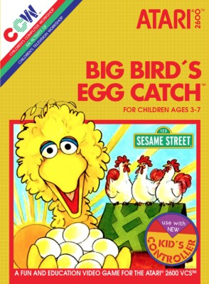 Big Bird's Egg Catch Cover Art