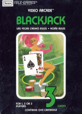 Blackjack [Sears] Cover Art
