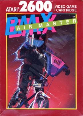 BMX Airmaster [Atari] Cover Art