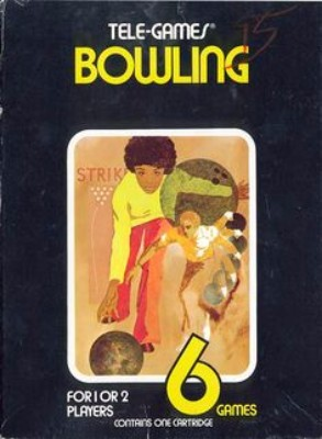 Bowling [Sears] Cover Art