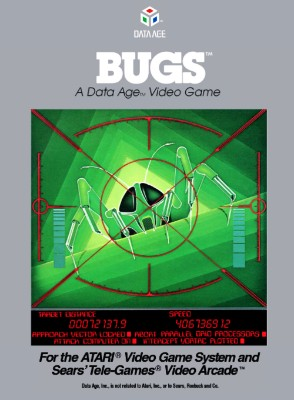 Bugs Cover Art
