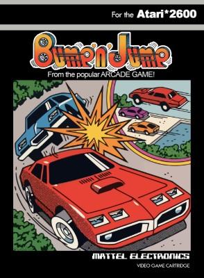 Bump 'n' Jump Cover Art