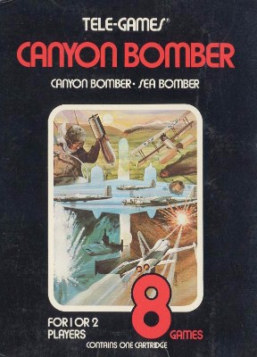Canyon Bomber [Sears] Cover Art