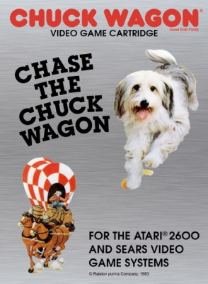 Chase the Chuck Wagon Cover Art