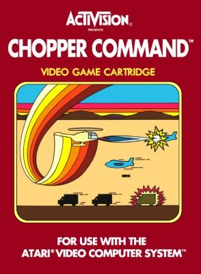 Chopper Command Cover Art