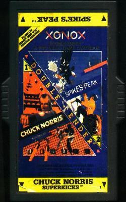 Chuck Norris Superkicks / Spike's Peak Cover Art