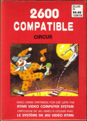 Circus [Zellers] Cover Art