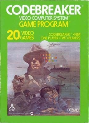 Codebreaker [Atari] Cover Art