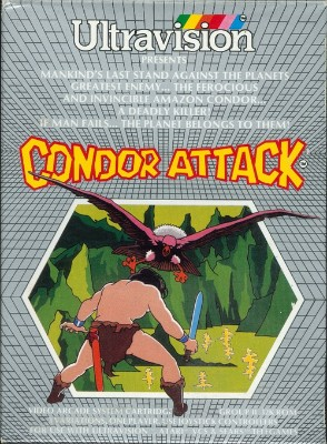 Condor Attack Cover Art