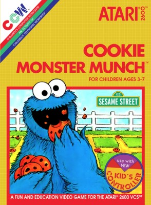 Cookie Monster Munch Cover Art