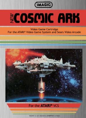 Cosmic Ark Cover Art