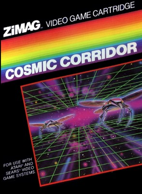 Cosmic Corridor Cover Art