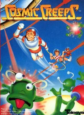 Cosmic Creeps Cover Art