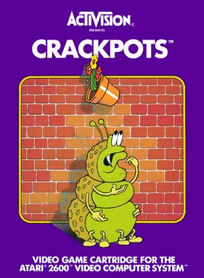 Crackpots Cover Art