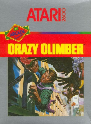 Crazy Climber Cover Art
