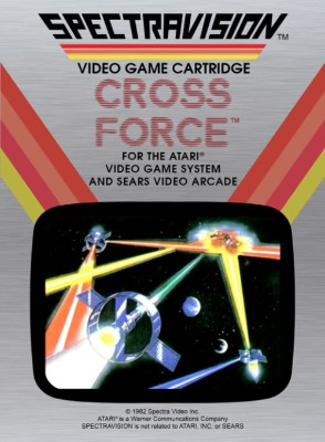 Cross Force Cover Art