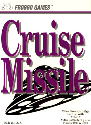 Cruise Missile Cover Art