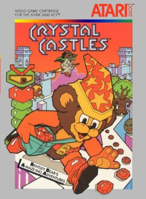 Crystal Castles Cover Art