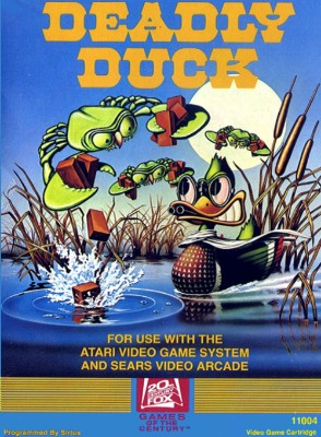 Deadly Duck Cover Art
