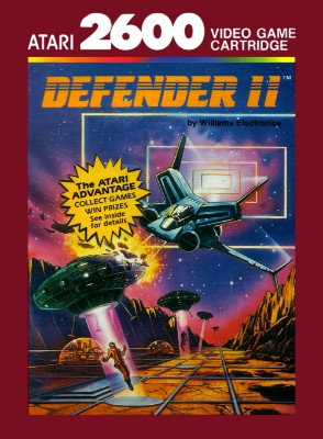 Defender II Cover Art
