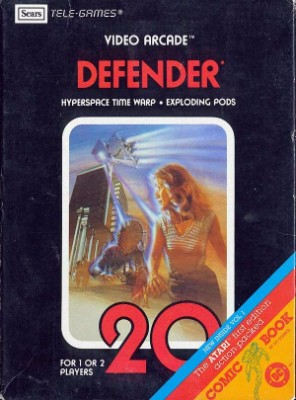 Defender [Sears] Cover Art