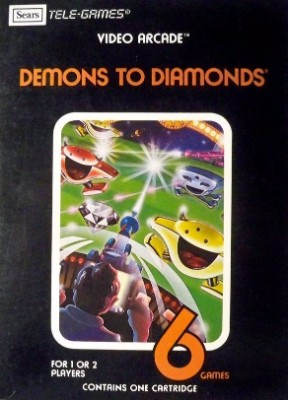 Demons to Diamonds [Sears] Cover Art
