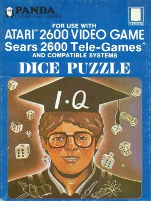 Dice Puzzle Cover Art