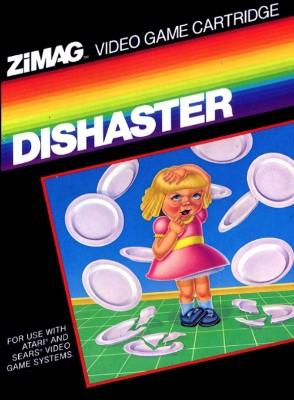 Dishaster Cover Art