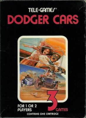 Dodger Cars Cover Art