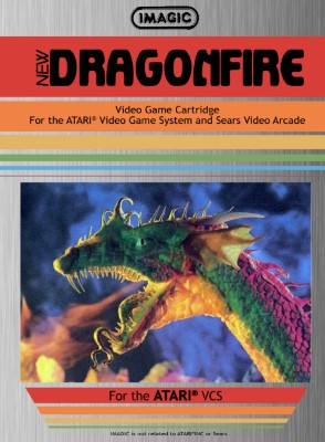 Dragonfire Cover Art