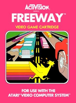 Freeway [Activision] Value / Price | Atari 2600