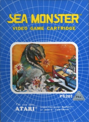 Seamonster Cover Art