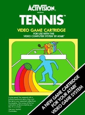 Tennis Value / Price | Atari 2600
