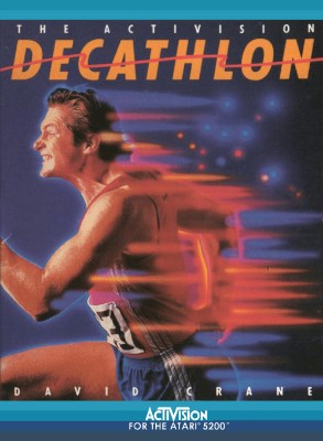 Decathlon Cover Art